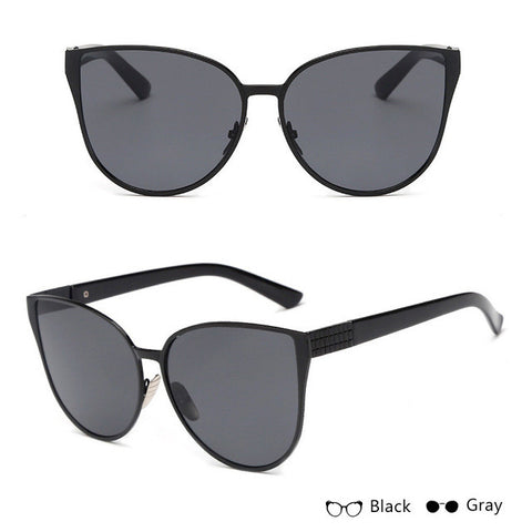 New Fashion Designer Mirror Sunglasses