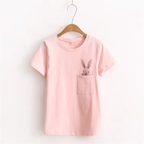 Pocket Rabbit Tee