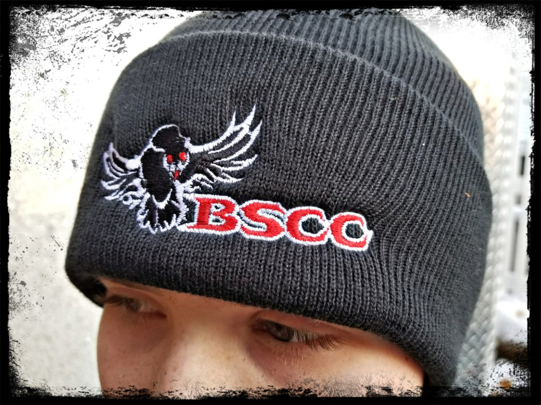 BSCC Logo Cuffed Knitted Winter Hat