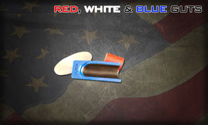 Red, White & Blue Custom Guts