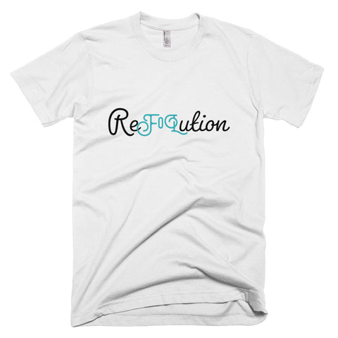 ReFoLution T-Shirt Ver2-Flower of Living
