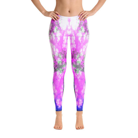 Rave Kandi Yoga Pants-Flower of Living