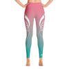 Morning Dew Deer High Waist Yoga Pants