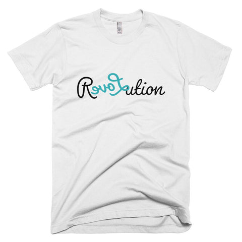 RevoLution T-Shirt Ver2-Flower of Living
