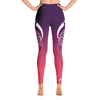 Serene High Desert Deer High Waist Yoga Pants - Flower of Living