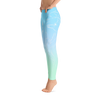 Springtime Breeze Wolf Yoga Pants - Flower of Living