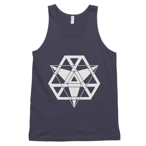 Minimalist Tri-umph Tank Top-Flower of Living