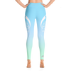 Springtime Breeze Deer High Waist Yoga Pants - Flower of Living