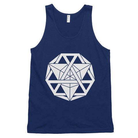 Minimalist Trifecta Tank Top - Flower of Living