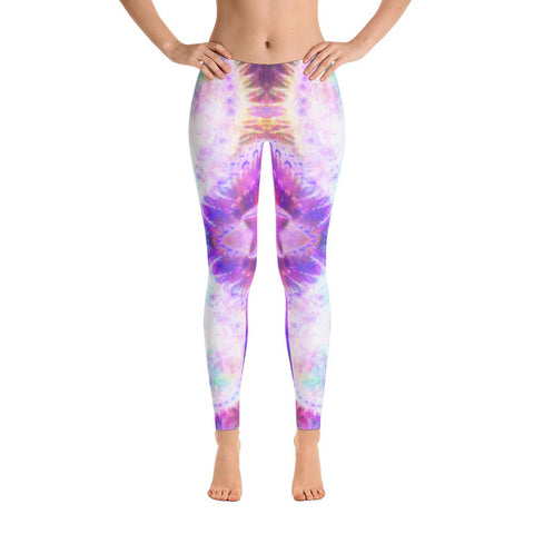 Butterfly Soars Yoga Pants-Flower of Living