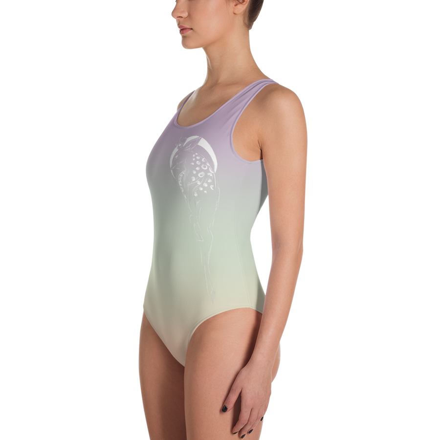 Reflection Lagoon Deer Leotard - Flower of Living