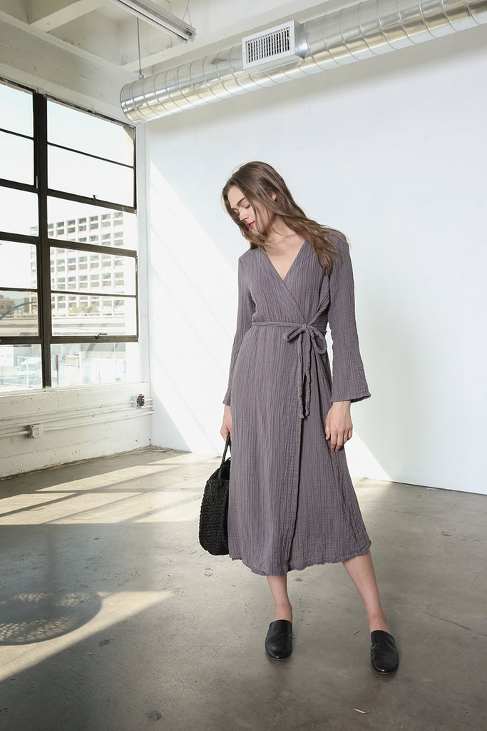 2-Way Wrap Dress