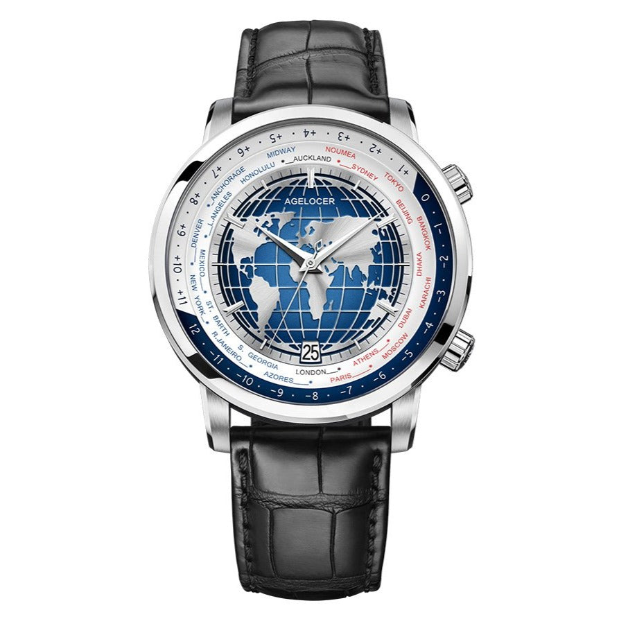 World Time - Belairprince.com Tomorrow Swiss Watches