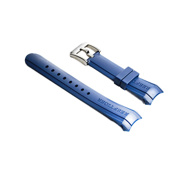 Premium Rubber Watch Strap - Belairprince.com Tomorrow Swiss Watches