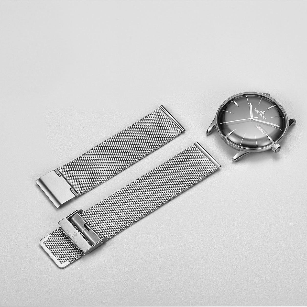 Legend - Mesh Strap - Belairprince.com Tomorrow Swiss Watches