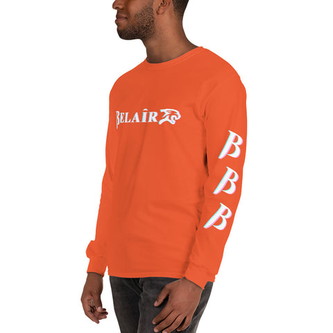 4D Long Sleeve Shirt - belairprince.com tomorrow streatwear - unisex hoodies joggers tshirts vest jackets tops bottoms & accessories