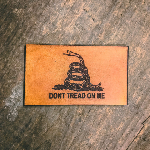 Dont Tread On Me Patch