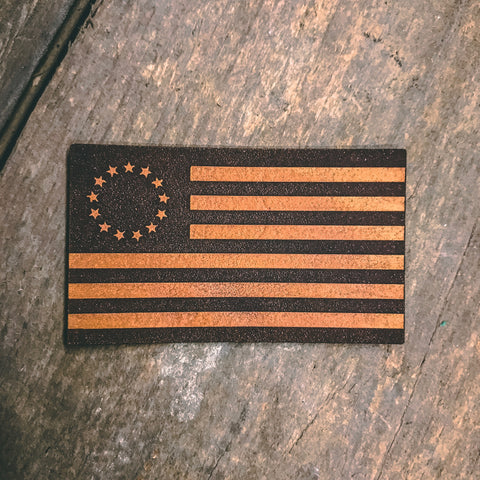 Colonial Flag Patch