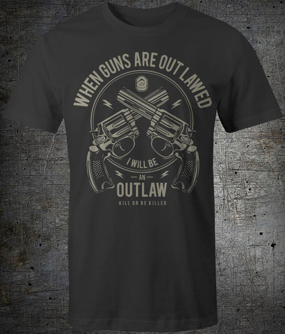 Be an Outlaw