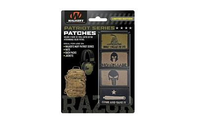 Walker's Patriot Patch Kit Come-take