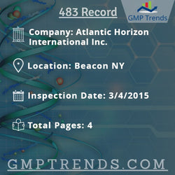 Atlantic Horizon International Inc.
