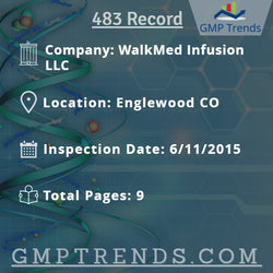 WalkMed Infusion LLC
