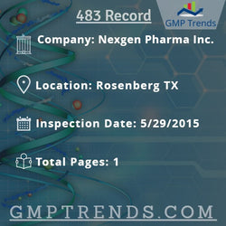 Nexgen Pharma Inc.