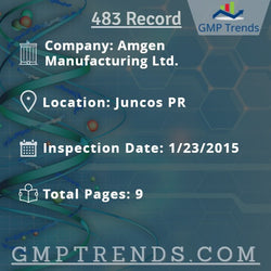 Amgen Manufacturing Ltd.