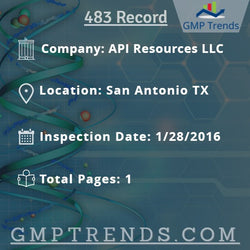 API Resources LLC