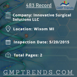 Innovative Surgical Solutions LLC