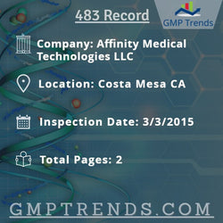 Affinity Medical Technologies LLC