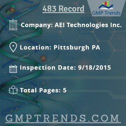 AEI Technologies Inc.