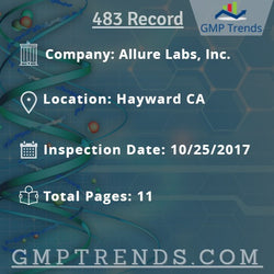Allure Labs, Inc.
