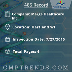 Merge Healthcare Inc.