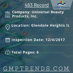 Universal Beauty Products, Inc.