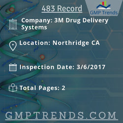 3M Drug Delivery Systems