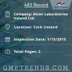 Alcon Laboratories Ireland Ltd.