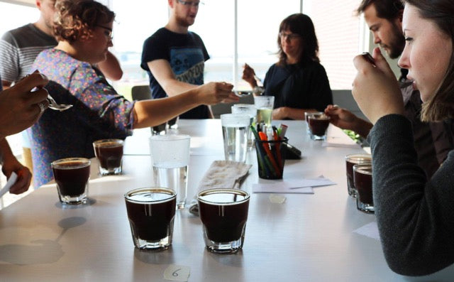 Coffee Classes & Cuppings