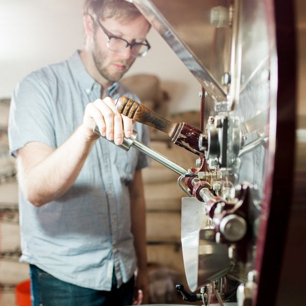 Meet Your Roaster: Andrew Fritz