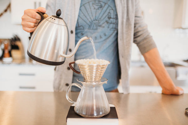 Kalita Wave Brewing Guide