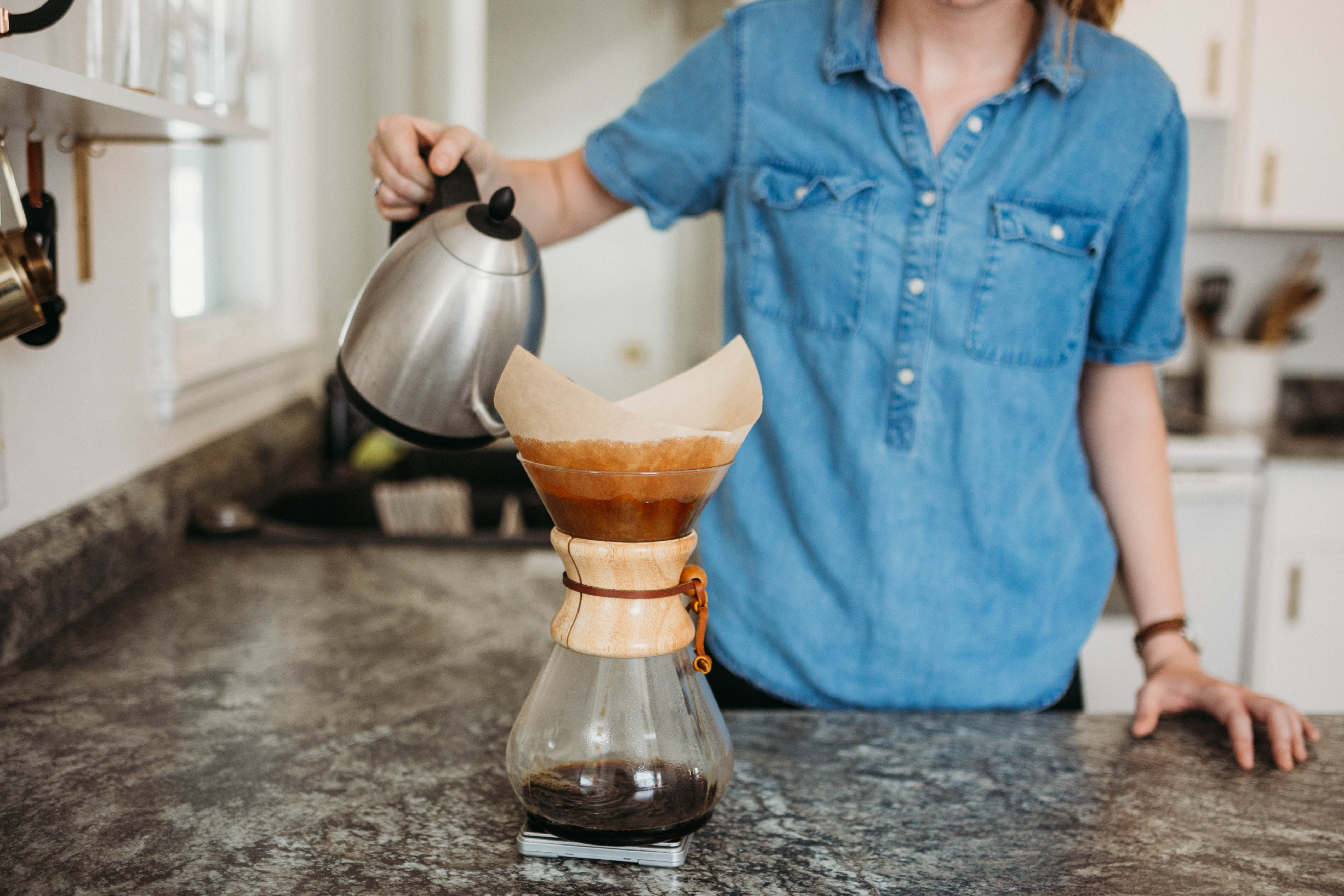 Chemex Brewing Guide