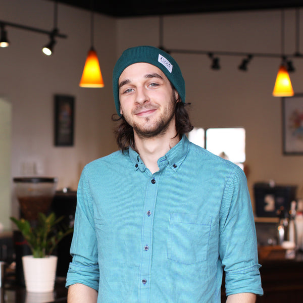 Meet Your Barista: Maxwell Morrow