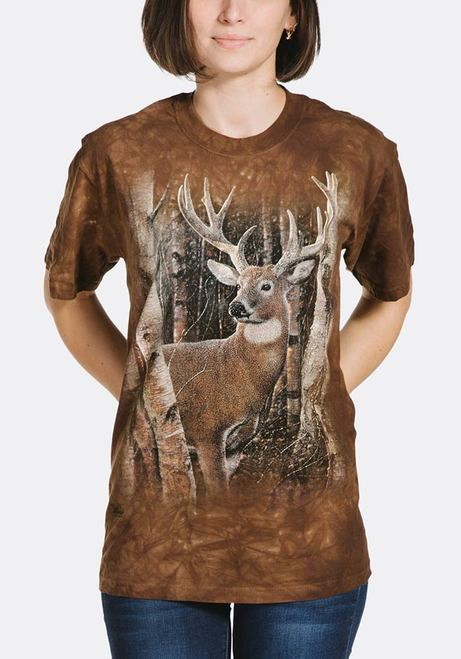 The Mountain Birchwood Buck T-Shirt