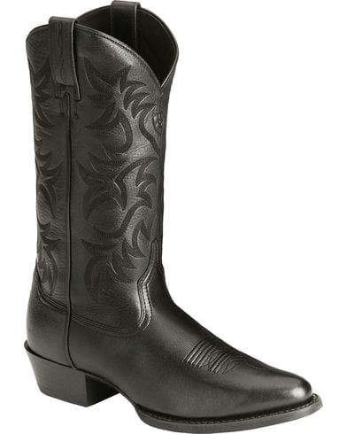 Ariat Mens Heritage Western Boot
