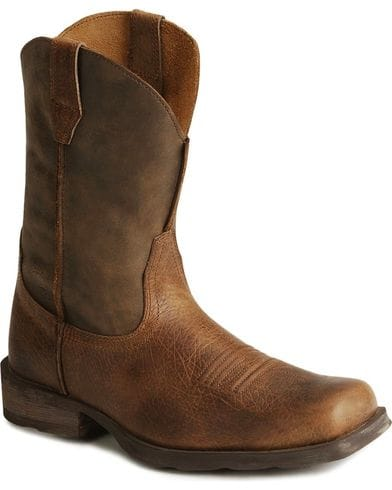 "Ariat Mens Rambler 11"" Western Boot"