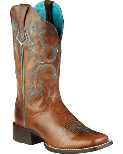 Ariat Womens Tombstone Western Boot