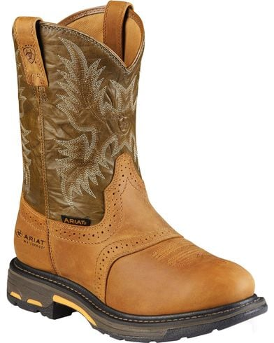Ariat Men's Workhog Waterproof Western Workboot