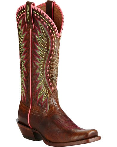 Ariat Womens Derby Western Boots