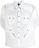 White Horse Mens Sawtooth L/S Western Shirt - Big Sizes