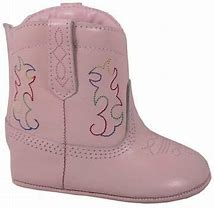 Smokey Mountain Boots Baby Doe Pre-Walkers - Pink